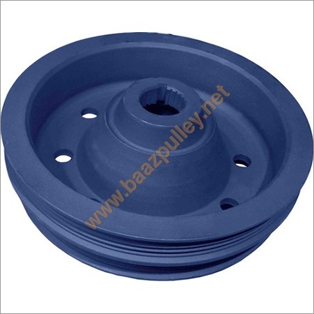 Automatic Idler Pulley