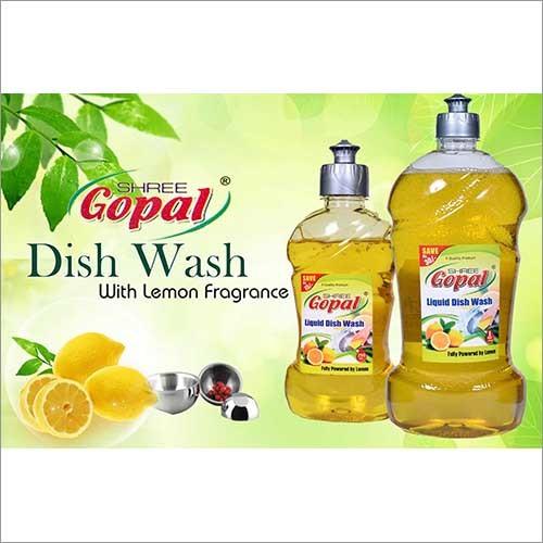 Lemon Dish Wash Soap
