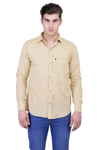 LONDON LOOKS MEN'S PRINTED SHIRTS