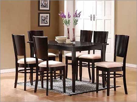 Wooden Dining Room Furniture Set