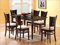 Malaysian Wood Dining Table Sets