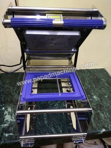 Rectangle Sealing Machine