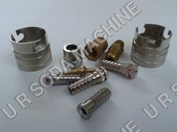 brass soda machine parts