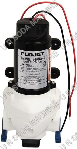 Flo jet electric Syrup