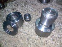Brake Drum Geared Coupling