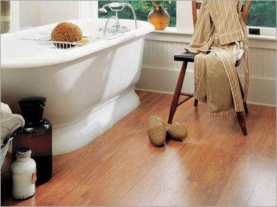 Wooden Veneer Flooring
