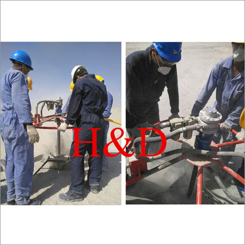 HD-15D Air Top Drive Portable Drilling Rig