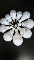 LED MAGIC Rechargeable Bulb 9w