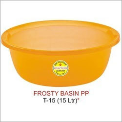 Basin 15 Frosty Tub