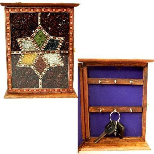 Wooden Keyholder Boxes