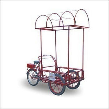 Custom Ice Cream Trolley