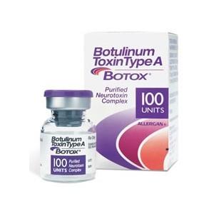 Botolium Toxin 100 IU