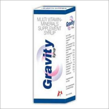 Gravity Multivitamin Syrup