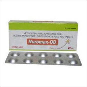 Nuromax OD Tablet