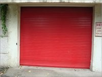 Garage Aluminium Rolling Shutter
