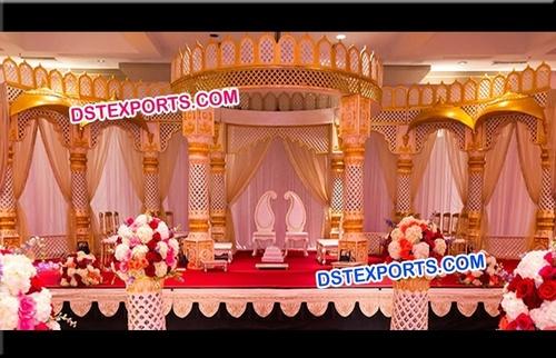 Royal Indian Theme Mandap