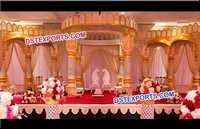 Royal Indian Theme Mandap