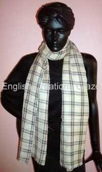 Cashmere Printed Scarves