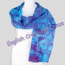 Silk Uni Color Scarves