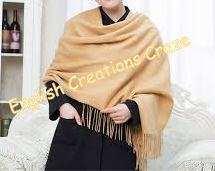 Silk Cashmere print scarves