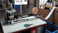 Ultrasonic Hook and Eye Tape Cutting Machine