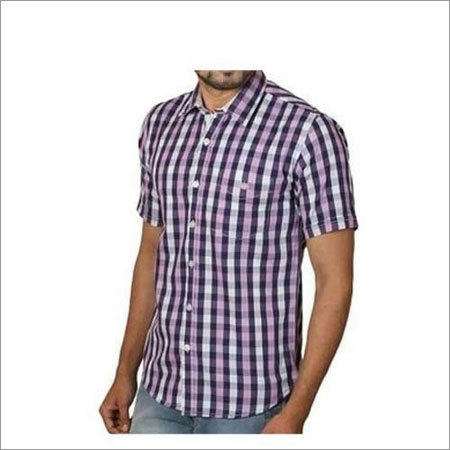 Mens Casual Linen Shirt