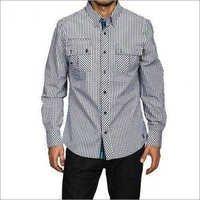 Designer Mens Woven Shirts