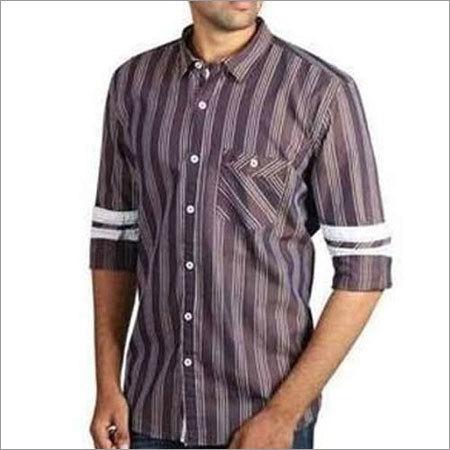 Striped Cotton Shirts