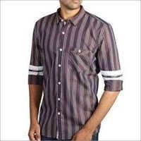 Striped Cotton Shirts
