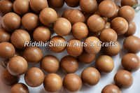 sandalwood japa beads