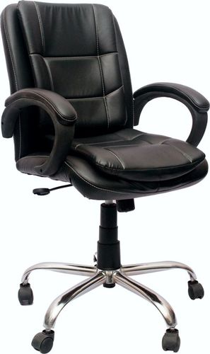THE VISITOR CHAIR WITH MEDIUM BACK