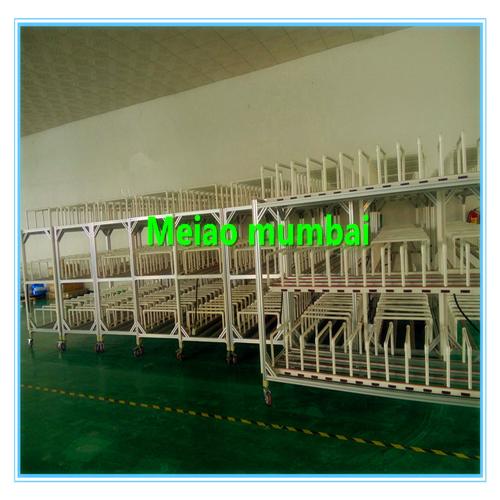 Led Panel Lights Aging Shelf