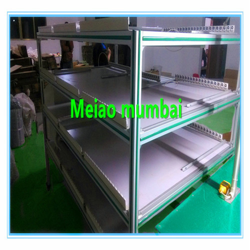 Led t8 Tube Light Aging Shelf