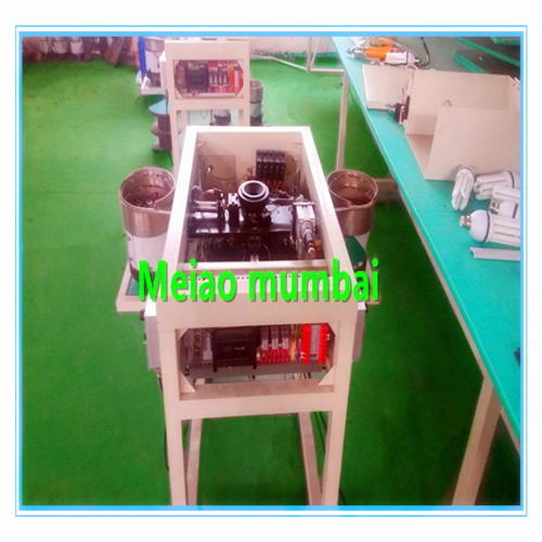 Led Bulb Cap Crimping Machine
