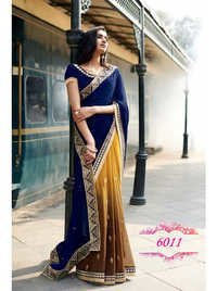 Diwali Festival Offer Bollywood Designer Saree Sari