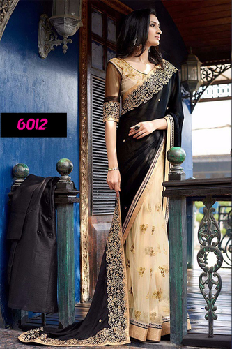 Bollywood Designer Fancy Party Wear Saree Sari
