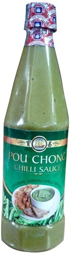 Green Chilli Sauce 700gm