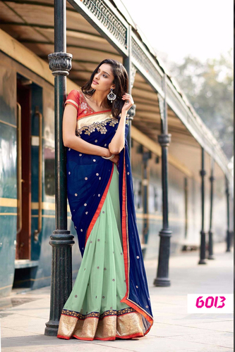 Festival Offer Designer Bollywood Saree