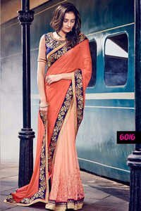 Bollywood Designer Fancy Party Wear Saree
