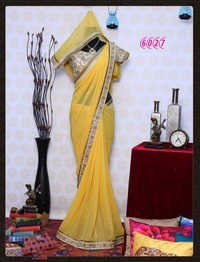 Diwali Best Offer Bollywood Designer Party Wear Saree Sari