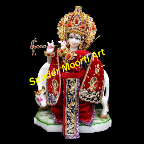 Marble Krishna Statue suppliers