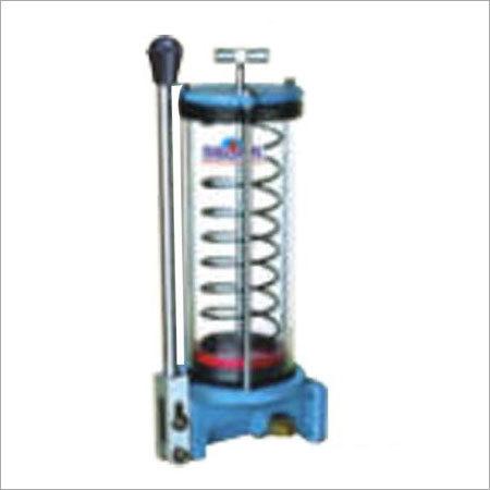 Lubrication Grease Manual  Pump