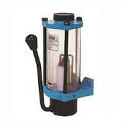Lubrication Oil Hand Operated  Pump