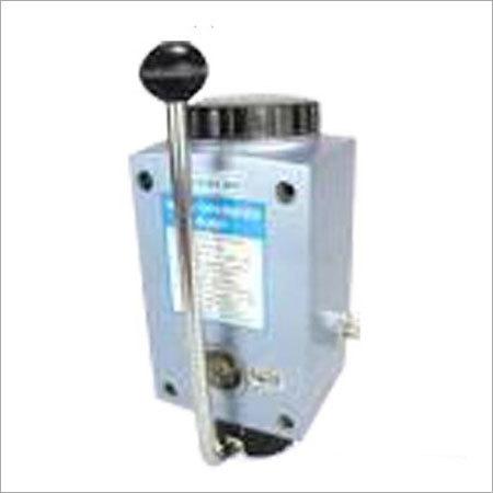 Lubrication Oil Hand Pump