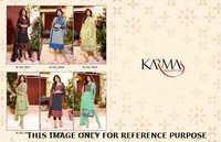 KARMA (SHIFFLI NX) Straight Salwar Kameez Wholesale