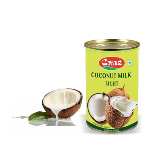 Coconut Milk Light 8-10 % Fat 400ml