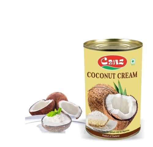 Coconut Cream 20-22 % Fat 400ml