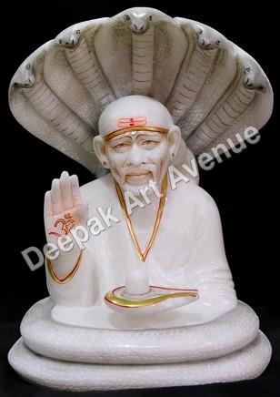 Sai Nath Marble Statue