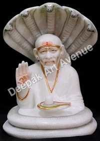 Sai Nath Marble Statue