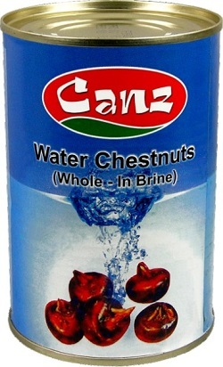 Water Chestnuts in Water 400ml